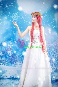 Trang Phục Nữ Thần Mùa Đông 1