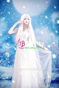 Trang Phục Bà Chúa Tuyết 2