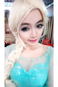 Tóc Giả Elsa