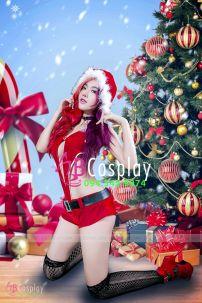 Trang Phục Noel Sexy 37