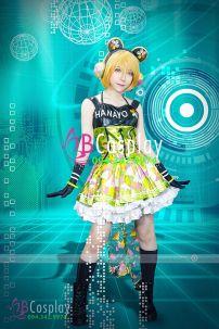 Trang Phục Hanayo (Cyber)