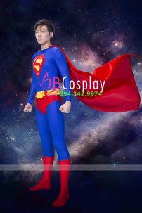 Trang Phục Siêu Nhân (Superman)