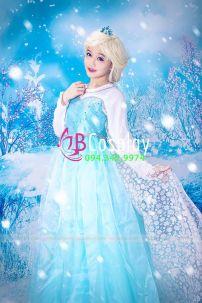 Trang Phục Công Chúa Elsa - Frozen 1 (Trẻ Em)
