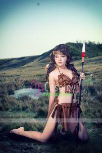 Trang Phục Nữ Thổ Dân 6