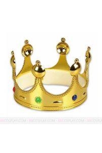 Vương Miện Đơn Giản Có Đá Cho Vua