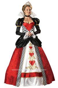 Trang Phục Red Queen 2 (Alice In Wonderland)