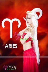 Trang Phục Chòm Sao Bạch Dương (Aries)