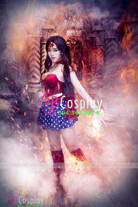 Trang Phục Wonder Woman 1