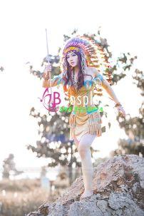 Trang Phục Nữ Thổ Dân 9