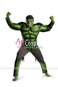 Trang Phục Hulk (Người Khổng Lồ Xanh)