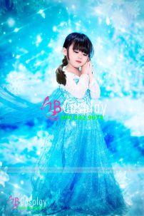 Trang Phục Công Chúa Elsa - Frozen 3 (Trẻ Em)
