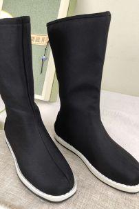 Giày Cổ Trang Nam Đen - Giày Kiếm Hiệp