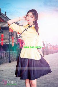 Trang Phục Nữ Sinh Trung Quốc 6