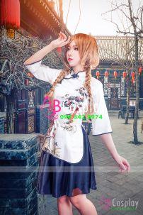 Trang Phục Nữ Sinh Trung Quốc 9