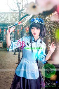 Trang Phục Nữ Sinh Trung Quốc 11
