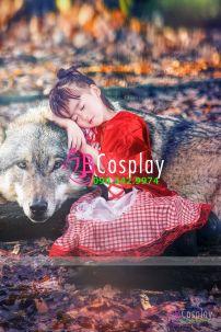 Trang Phục Cô Bé Quàng Khăn Đỏ 2 (Trẻ Em)