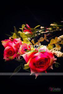 Vòng Hoa Thiên Thần - Vòng Hoa Công Chúa