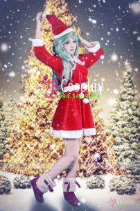 Trang Phục Noel Tay Dài