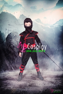 Trang Phục Ninja Bé Trai