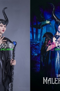 Trang Phục Maleficent 3