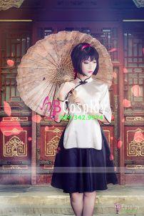 Trang Phục Nữ Sinh Trung Quốc 12