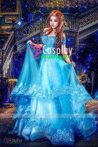 Trang Phục Cinderella (cô Bé Lọ Lem) 2