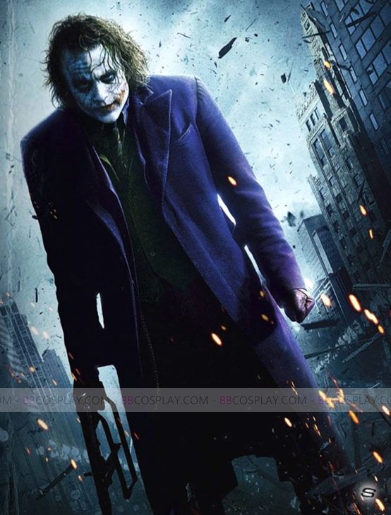 Trang Phục Joker 2 (Phiên Bản Film Batman)