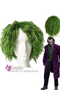 Tóc Joker- Tóc Giả Xanh Rêu