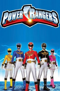 5 Anh Em Siêu Nhân - Power Rangers
