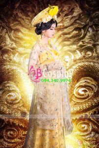 Trang Phục Cô Tấm 3 (Tấm Hoàng Hậu)