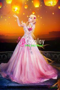 Trang Phục Rapunzel (Công Chúa Tóc Dài) 2