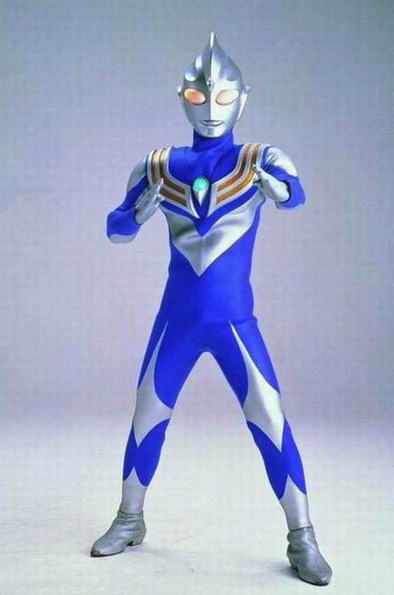 Siêu Nhân Điện Quang - Ultraman (Siêu Nhân Trứng Muối)