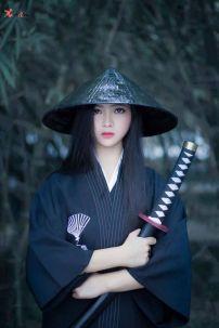 Kimono Nữ Hiệp Khách