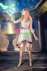 Trang Phục Nữ Thần Hy Lạp 7 (Athena)