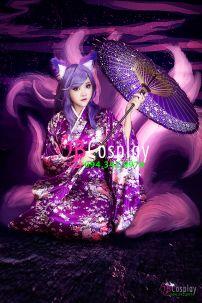 Kimono 48 (Hồ Ly Tím)