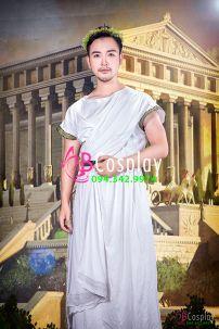 Trang Phục Nam Thần Hy Lạp 5