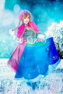 Trang Phục Anna (Frozen) 2