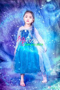 Trang Phục Công Chúa Elsa - Frozen 4 (Trẻ Em)
