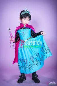 Trang Phục Công Chúa Anna - Frozen 5 (Trẻ Em)