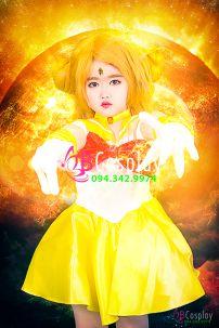 Trang Phục Thủy Thủ Mặt Trời (Sailor Sun) (Em Bé)