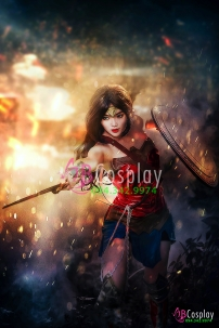 Trang Phục Wonder Woman 3
