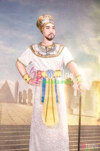 Trang Phục Ai Cập Nam 5 (Vua Ramesses)