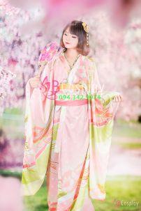 Kimono Love Live Minami Kotori