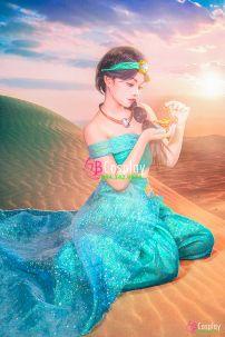 Trang Phục Jasmine (Công Chúa Ba Tư)
