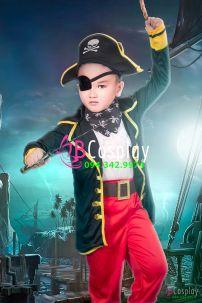 Trang Phục Hải Tặc (Trẻ Em)