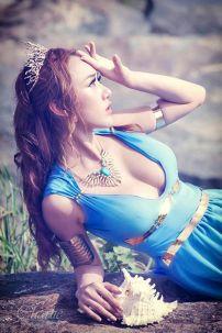 Trang Phục Nữ Thần Đại Dương