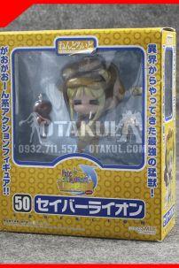 Mô Hình Nendoroid 50 Saber Sư Tử Vàng - Fate Stay Night