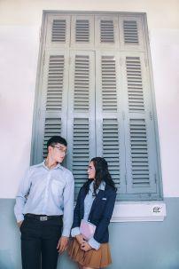 Bộ Cos Em Gái Mưa - Hương Tràm