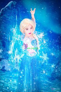 Trang Phục Công Chúa Elsa - Frozen 6 (Trẻ Em)