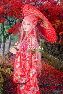Trang Phục Luka - Vocaloid 6 (Kimono)